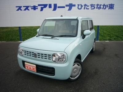 スズキ アルトラパン  660 G  ブルー 1枚目