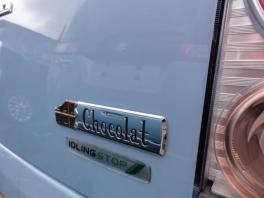 スズキ アルトラパン  660 ショコラ G 届出済未使用車メーカー保証付 ブルー 3枚目